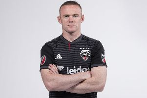 Wayne Rooney has completed his move from Everton to DC United