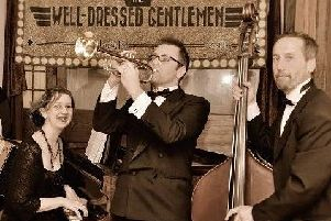 The Well Dressed Gentlemen will be performing at Longton Live