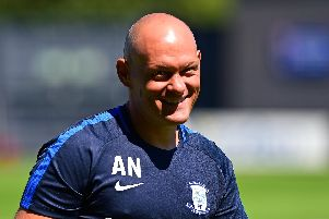 PNE manager Alex Neil