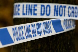 Police have launched a murder investigation