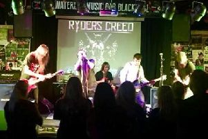 Ryder's Creek