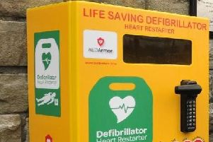 Defibrillators are set to be installed at community venues across the county thanks to the Lancashire Lifesavers campaign.