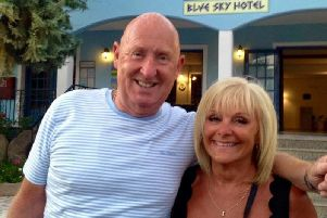 A spokesman for Thomas Cook said today the cause of the deaths of Burnley couple John  and Susan Cooper in Egypt remains unclear.