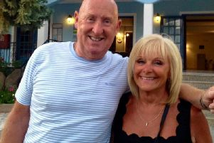"Egyptian authorities have confirmed there was a ""strange odour"" in the hotel room where John and Susan Cooper died."