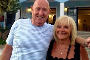 Independent tests show E-Coli was present in the hotel in Hurghada, Egypt, where John and Susan Cooper died.