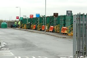 Winter recycling centre opening times come into force across Lancashire