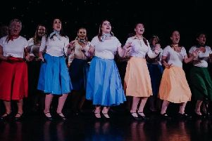 St Annes Musical Productions' Best Of British show
