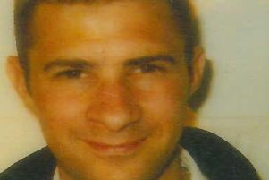 Darren Carley went missing from his home in Swindon in 2002
