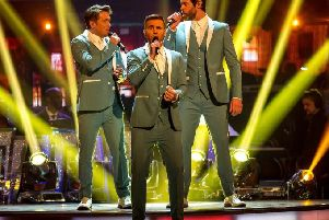 Take That are set to appear on Strictly Come Dancing at Blackpool Tower Ballroom