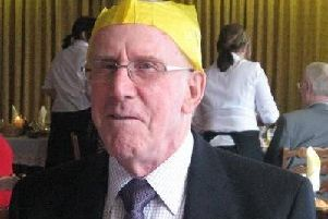 Jack Parkinson, 86, from Brierfield, was struck by a car whilst crossing the road on Sunday November 11.