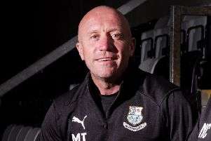 Bamber Bridge boss Mick Taylor
