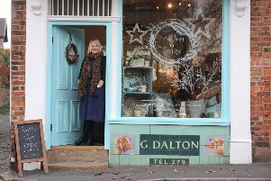 Nicola Blunt from Feather & Twigs in Croston