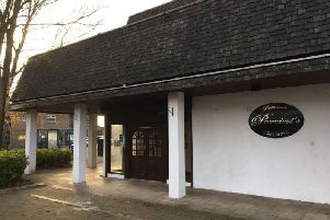 The former Porchinis restaurant  in the centre of Longton, which is to reopen as Romanos