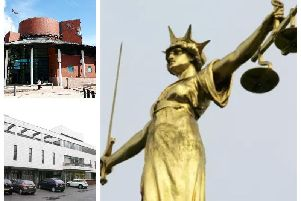 Latest cases from Preston's courts - Thursday, December 26, 2018