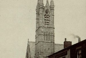 St Saviours Church where Elizabeth Durant got wed for the first time