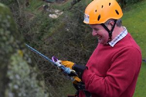 Can you abseil for St Catherine's Hospice