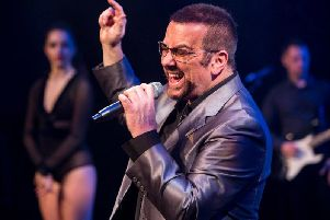 Fastlove - A Tribute to George Michael. Photo courtesy of www.pawelspolnici.com