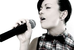 Jes Stretton performs at Harris Live at the Harris Museum & Art Gallery, Preston, next Wednesday, February 6