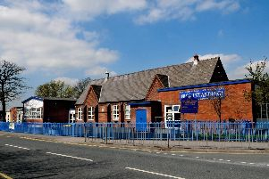 New Longton All Saints CofE Primary School