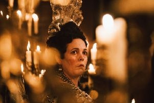 Now showing: The Favourite
