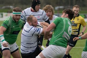 Hoppers were beaten last time out at home by Wharfdale (photo: Mike Craig)