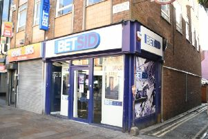 The BetSid shop in Church Street, Preston - one of those remaining open.