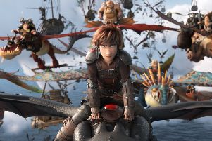 Now showing: How To Train Your Dragon - The Hidden World