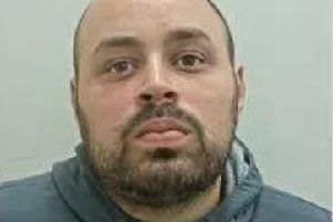 Karl Bruney, 29, was arrested on Thursday, February 7. A warrant had been issued for his arrest after he failed to appear at Preston Crown Court over a number of driving offences.