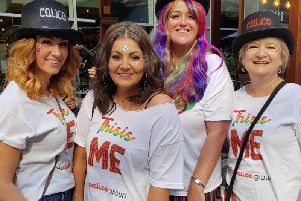 The Calico Group SafeNet has been awarded LGBT Lancashire mark