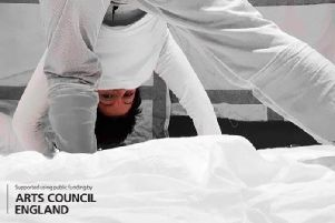 Duvet Dancing takes place at Lancaster University