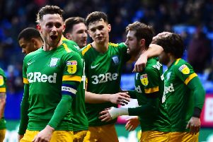 Alan Browne has been key to Preston North End's three straight wins on the road