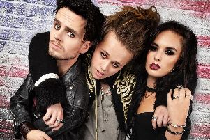 Green Day's American Idiot is on at Blackpool's Opera House