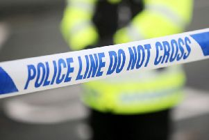 Police are conducting forensic searches at a home in the Shevington area
