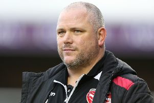 Morecambe boss Jim Bentley is preparing his side for a big few days at the Globe Arena (photo: Getty Images)