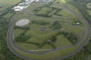 The former Leyland DAF test track has been unused for more than a decade