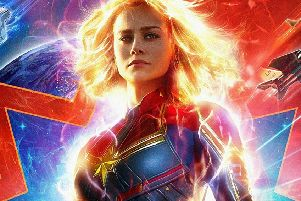 Now showing: Captain Marvel
