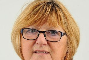 Jane Booth, Chair of the Lancashire Safeguarding Adults Board