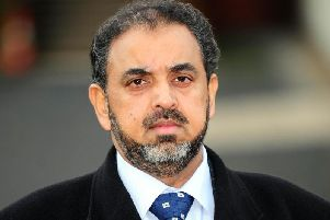 Lord Ahmed: The Rotherham-based peer, 61, was charged earlier this month with two counts of attempted rape and one count of indecent assault.