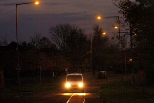 Between April and December 2018, Preston City Council spent 16,000 on street lights