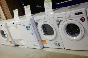 A charity in Preston has launched a fundraiser in an effort to recoup money after 20,000 worth of white goods was stolen from its shop.