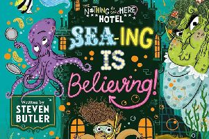 Sea-ing is Believing! By Steven Butler and Steven Lenton