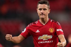 Manchester United midfielder Ander Herrera has signed a pre-contract agreement with Paris Saint-Germain, and the 29-year-old Spaniard will join the French giants on a free transfer this summer.