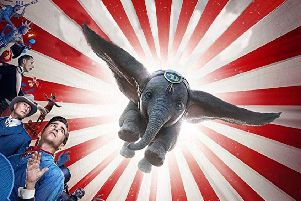 Now showing: Dumbo