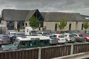 Thieves raided the Booths supermarket in Scotland Road, Carnforth at 1.15am on Thursday, April 4.
