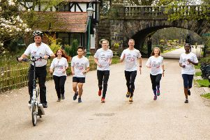 The run is one of several community events supported by UCLan throughout the year.