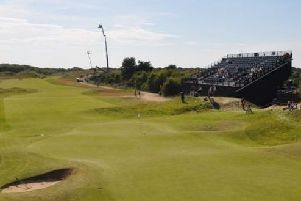 Royal Birkdale Golf Club in Southport