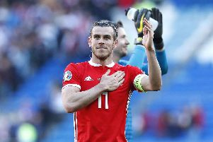 Real Madrid will demand 112m for Wales forward Gareth Bale this summer