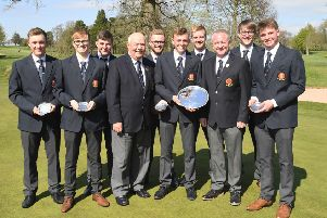 Lancashire emerged as winners of the Four Counties JuniorTournament for the fourth successive season