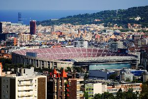 Barcelona's Camp Nou (photo: Getty Images)