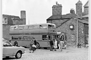 A reader recalls memories of Fishwick Bus Station on Fox Street